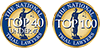 top 40 attorney award